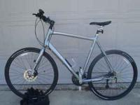 7.5 FX Disc Brake Urban Bike MSRP: $1,079.99 Call it a