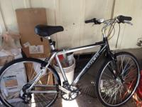 "I have a brand new, never used Trek 7000 20"" bike in"