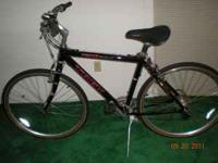For sale: Trek 7200 hybrid bike: EXCELLENT CONDITION! I