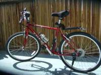 Trek 800 Singletrack Mountain bike (1999), Men's