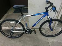 An entry-level 820 mountain bike is a versatile step in