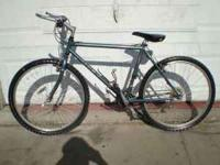 I HAVE A CLEAN TREK 850 26 IN TIRES CLEAN 175 CASH CALL