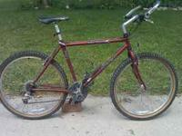 The Trek is a classic well built 850 that cost around