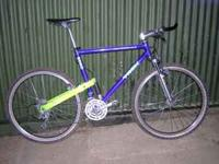 I am selling my Trek 9000 Mountain Bike. It is in great