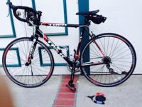 Up for sell Trek alpha 1.1 Aluminum light weight road