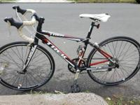I have for sale a nice TREK Alpha 1.2. Speed road bike.