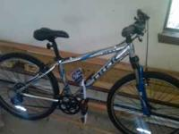 Trek Alpha 4100 Lady's Mountain Bike. 6 years old. Only