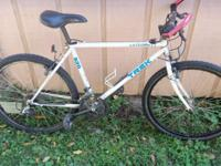 Trek Antelope 820 Mountain bike for sale. Cro-mo main