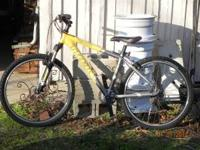 Trek Bicycle - Like new, used very little. $295.00.