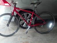 We have one trek bike left. It is almost new.