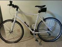 "2 Trek 7.3 FX 22.5"" bikes for sale. $500 each bike. One"