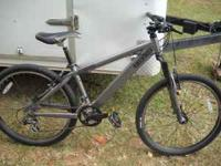Trek Bruiser Mountain Bike, Good condition, used but no