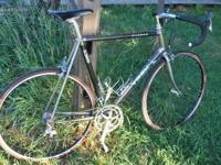 I'm selling my Trek Road Bike. It is about 10yrs old
