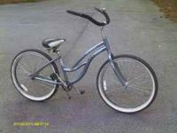 nice womans trek classic cruiser for sale. great bike
