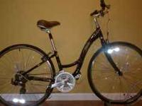 TREK 7000 CRUISER WOMEN , 14 IN. 2009, Only used one