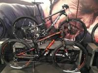 Trek 2015 Mountain Bikes:  2015 Trek Custom Superfly FS