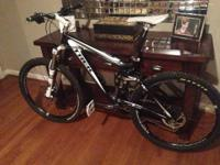 Selling my used 2009-2010 Trek Fuel EX 8. This bike is