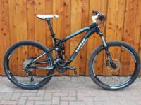 "Selling my 2013 Trek Fuel EX5 trail bike18.5""virtual"