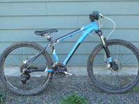 Trek Gary fisher mountain bike great condition some