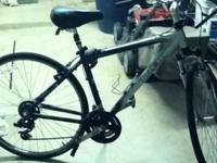 Great bike. Comfortable seat. Great condition. The