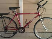 _ Trek Hybrid Bike ------ Adult Medium sized _.  ...