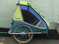 I am selling my Trek Kids Bike Trailer, This is a top