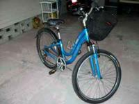 "For sale: ladies Trek Bike 13.5"" Navigator 3.0. paid"