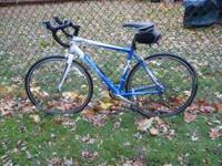 Ladies Trek purchased new in 2008. Used maybe 6