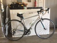 Like new Trek Lexa C 100 series road bike -- Ridden on