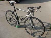 I am selling my 2007 Trek Madone 5.0. 58cm. Nice for