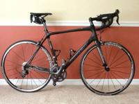 Essentially brand name brand-new 2012 Trek Madone 5.2.