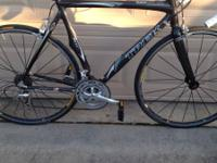 Trek madone 5.2, clean with ultegra elements. Low