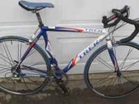 Trek Madone 2005 OCLV 120 carbon frame, 54cm upgrade