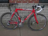 Trek Madone 56cm Road Bike. Carbon Frame and Fork.Full