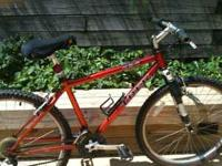Man or Woman's Trek Mountain Bike 820  Location:
