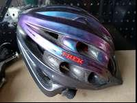 Nice Mountain bike helmet, medium size. Chameleon Blue