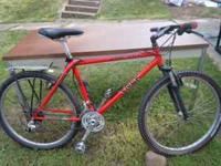 "17"" Trek 990 Mountain Bike. 2nd owner. ONLY $350!! This"