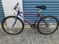 I have a 21 speed mountain bike for sale that is in