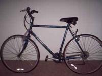 1997 Trek MulitTrak Sport 700, 10-speed, for sale Good