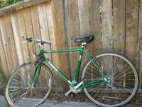 Green Trek Multitrack 730. Good condition.  Location: