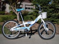 Girls Trek Mystic 20 bicycle - Alpha Custom Aluminum
