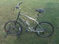 This bike was purchased new from A&B Cycle. It has less
