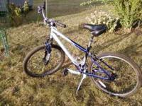 This is a lightly used trek Navigator 100 comfort /