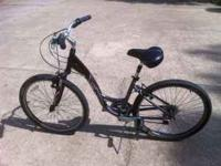 For Sale is a Trek Navigator 200 Woman's Bike. This