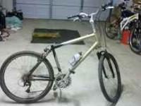 I have a Trek navigator 300 that I would like to sell