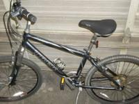 "16.5"" frame convenience bike. It has an extremely"