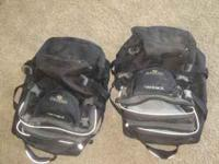 Trek Interchange Panniers. They are in great shape, and