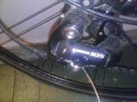 58CM Trek Bontrager racing bike Pilot 1.2 w/aluminum