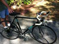 "27"" Mens Trek 1100 Aluminum road bike for sale. Very"