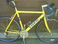 Nice bike in excellent condition. Size is 58. Very